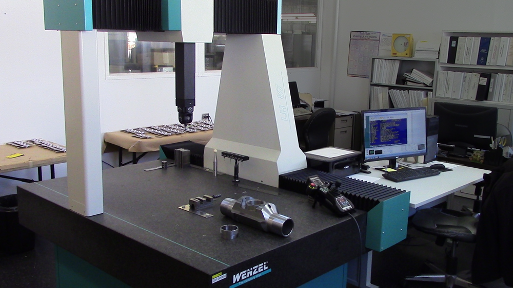 Coordinate measuring machine cmm dimensional inspection for Room measurement tool
