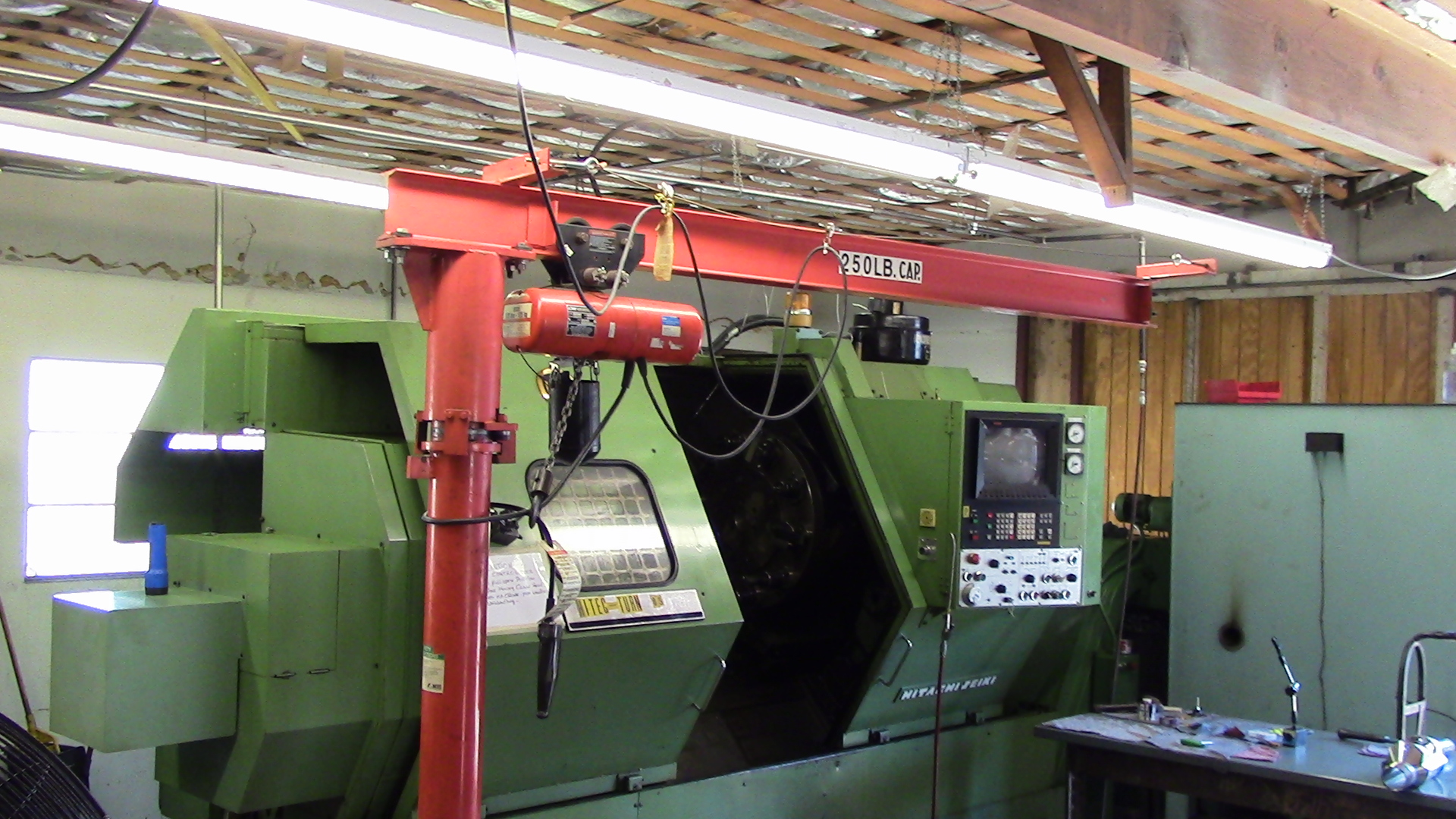 Large Format CNC Turning Center