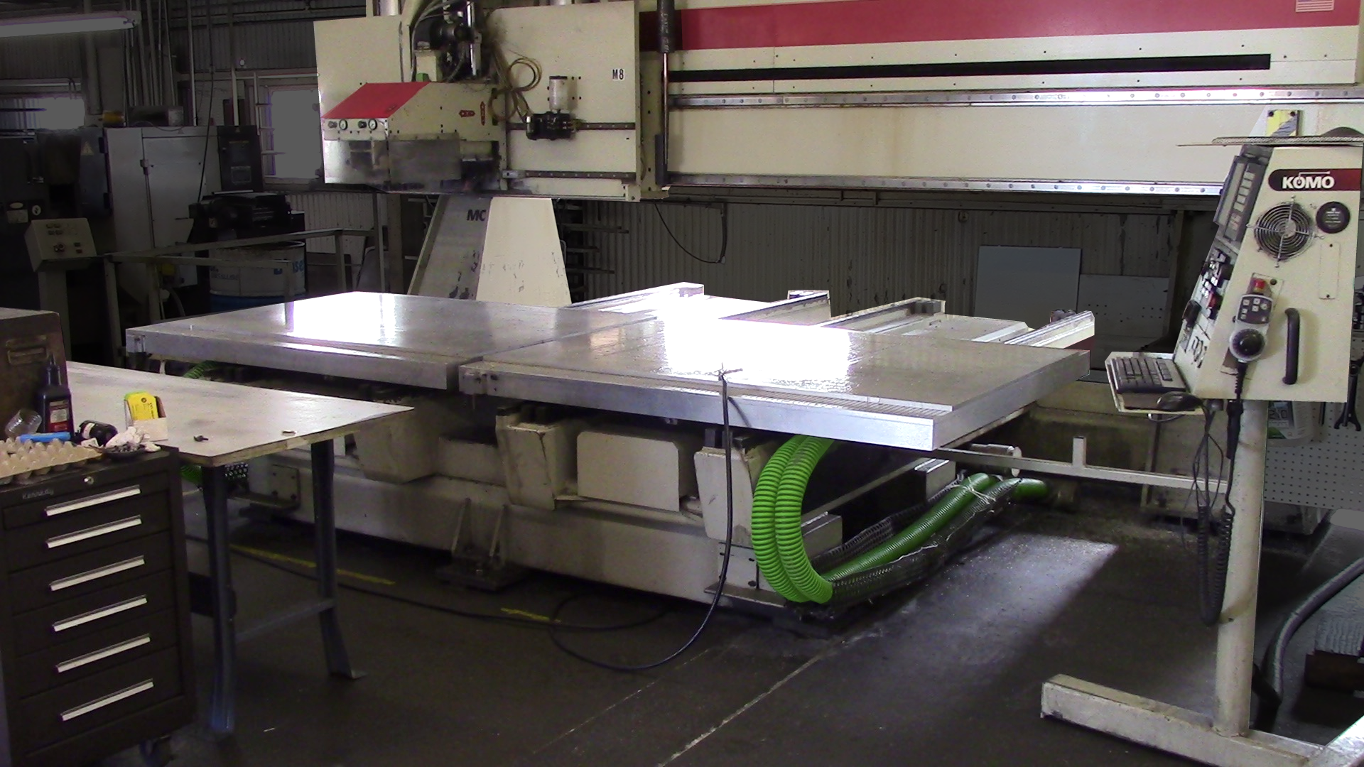 CNC Panel Milling