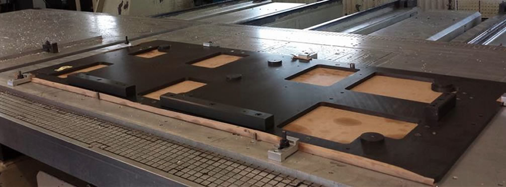 CNC Panel Mill